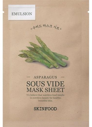 Skinfood Asparagus Sous Vide Mask Sheet Renksiz